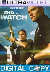 End of Watch SD Ultraviolet UV Code