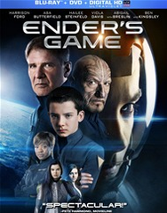 Ender's Game (Blu-ray + DVD + UltraViolet)