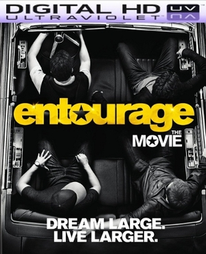 Entourage HD Digital Ultraviolet UV Code