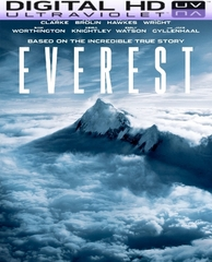 Everest HD Digital Ultraviolet UV Code