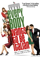 Everybody Wants To Be Italian DVD Movie (USED)