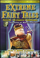 Extreme Fairy Tales DVD