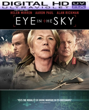 Eye in the Sky HD Digital Ultraviolet UV Code