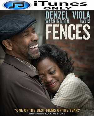 Fences HD iTunes Code
