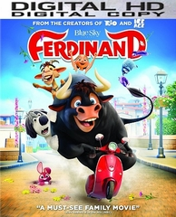 Ferdinand HD Ultraviolet or iTunes Code