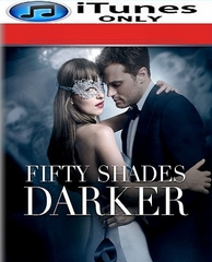 Fifty Shades Darker HD iTunes Code