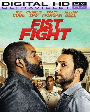 Fist Fight HD Digital Ultraviolet UV Code