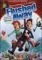 Flushed Away DVD Movie