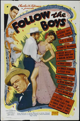 Follow the Boys DVD (1944)