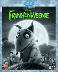 Frankenweenie  (3D Blu-ray Only Used)