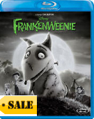 Frankenweenie (Blu-ray ONLY USED)