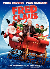Fred Claus DVD Movie