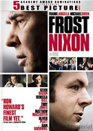 Frost Nixon DVD Movie