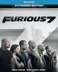 Furious 7 Blu-ray Single Disc