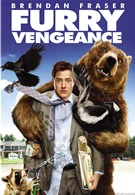 Furry Vengeance DVD
