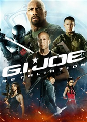 G.I. Joe Retaliation DVD Movie