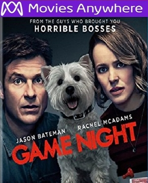 Game Night HD UV or iTunes Code via MA