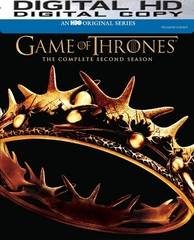 Game of Thrones Season 2 HD Digital Copy Code (GOOGLE PLAY ONLY)