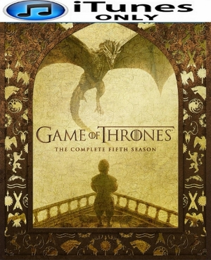 Game of Thrones Season 5 HD iTunes Code