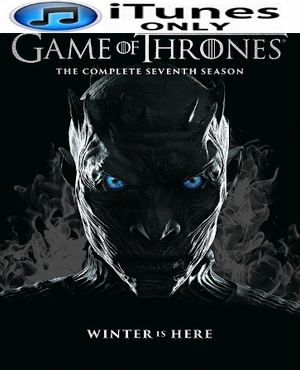 Game of Thrones: Season 7 HD iTunes Code (SALE WILL END WITHOUT NOTICE)