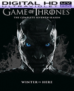Game of Thrones: Season 7 HD UV VUDU Code ( SALE WILL END WITHOUT NOTICE)