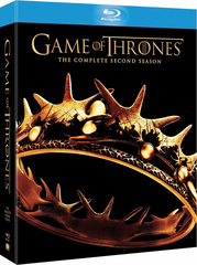 Game Of Thrones The Complete Second Season Blu-ray + DVD + Digital Copy
