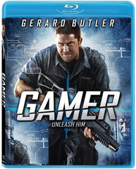 Gamer Blu-ray Movie
