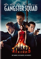 Gangster Squad DVD Movie