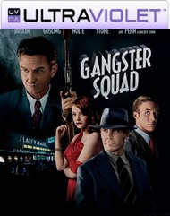 Gangster Squad Digital SD Ultraviolet UV Code