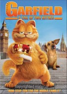 Garfield A Tail Of Two Kitties DVD Movie