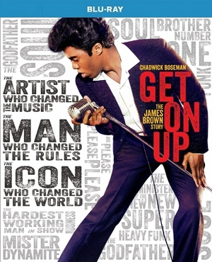 Get On Up Blu-ray Single Disc