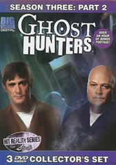 Ghost Hunters Season 3 Part 2