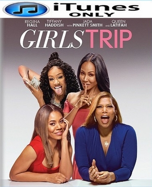 Girls Trip HD iTunes Code