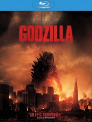 Godzilla Blu-ray Single Disc