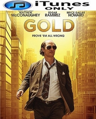 Gold HD iTunes Code