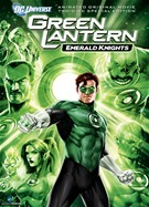 Green Lantern Emerald Knights Special Edition DVD