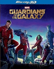 Guardians of the Galaxy 3D Blu-ray Single Disc