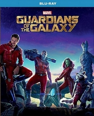 Guardians of the Galaxy Blu-ray   ( USED )  LIMITED QUANTITY