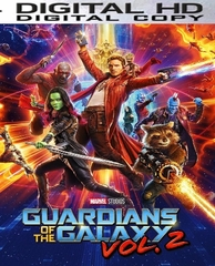 Guardians of the Galaxy Vol. 2 HD Ultraviolet, DMA or iTunes Code (FULL CODE)