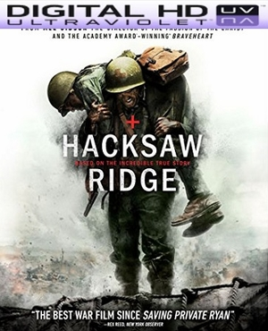 Hacksaw Ridge HD Ultraviolet UV Code