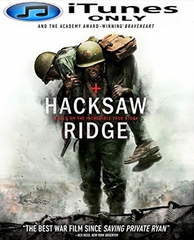 Hacksaw Ridge HD iTunes Code