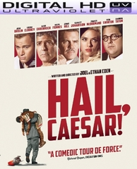 Hail Caesar HD Digital Ultraviolet UV Code