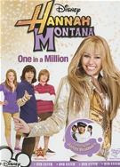 Hannah Montana One In A Million DVD