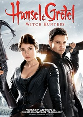 Hansel And Gretel Witch Hunters DVD Movie