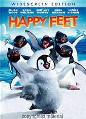 Happy Feet DVD Movie Widescreen Edition