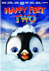 Happy Feet Two DVD Movie