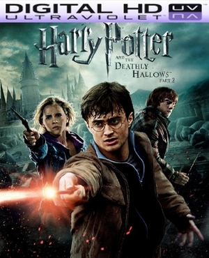 Harry Potter And The Deathly Hallows Part 2 HD Digital Ultraviolet UV Code