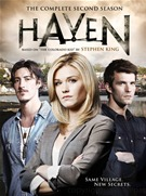 Haven The Complete Second Season DVD