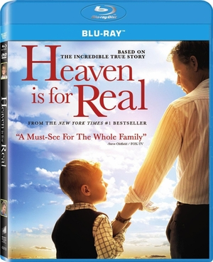 Heaven Is For Real Blu-ray (USED)