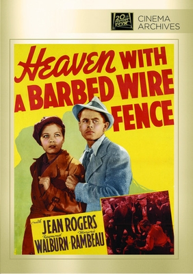 Heaven With a Barbed Wire Fence DVD Movie  (1939)